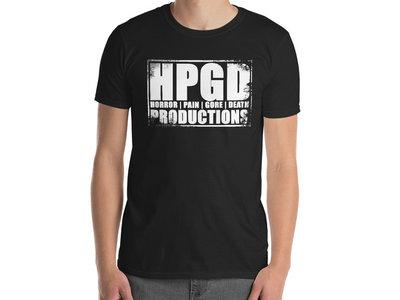 HPGD Logo Black T-Shirt main photo