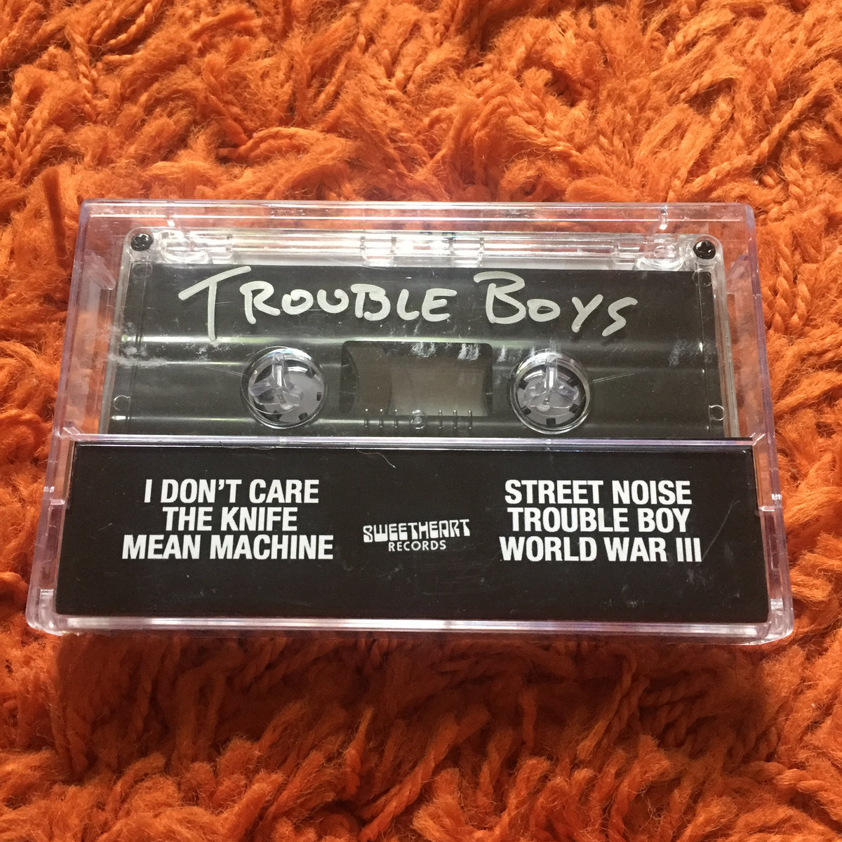 I Don T Care Trouble Boys
