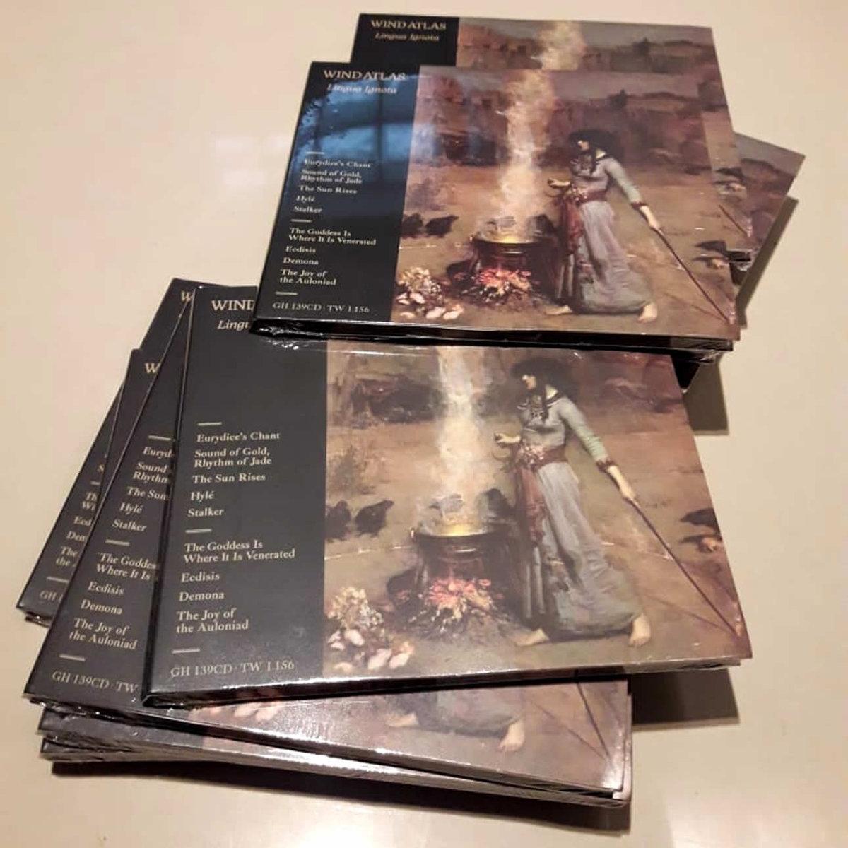 Eurydice's Chant | Wind Atlas