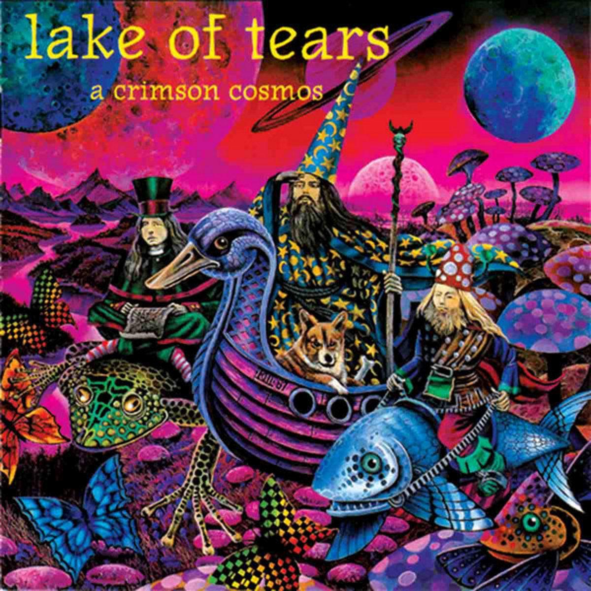 The Black Casket Legacy: Crimson Tears