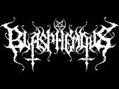Blasphemous - Logo T-Shirt photo
