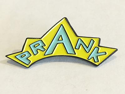Lisa Prank - Enamel Crown Pin main photo