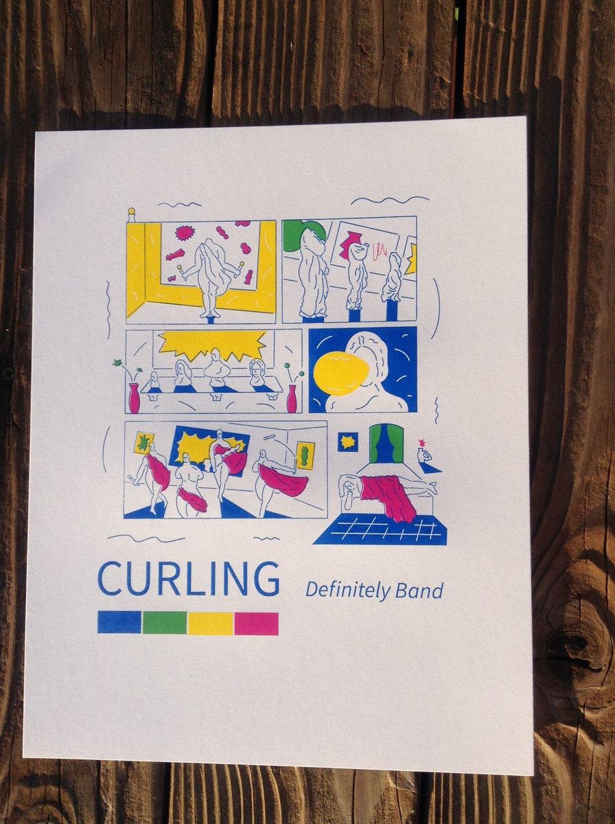 Radio King | Curling