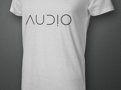 AUDIO - Classic Logo White Shirt main photo