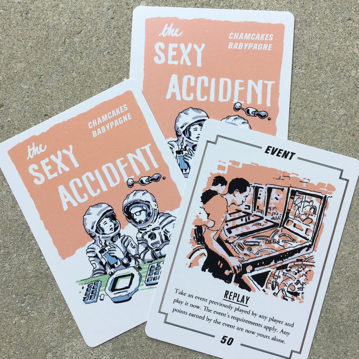The Sexy Accident: Music