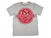 Wearplay EP#31 - Kologbo - Disorganized - T-shirt Made In France photo