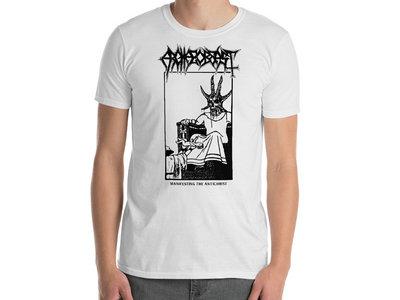 Archaeobeast - Manifesting The Antichrist T-Shirt main photo