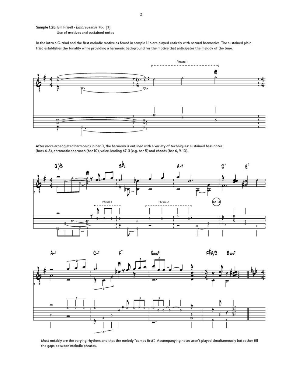 Concepts For Solo Guitar Performance Jan Jakut