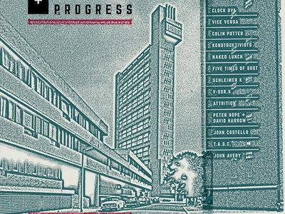 Prophecy + Progress: UK Electronics 1978 - 1990: Vinyl album main photo