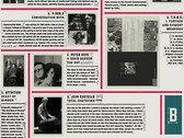 Prophecy + Progress: UK Electronics 1978 - 1990: Vinyl album photo