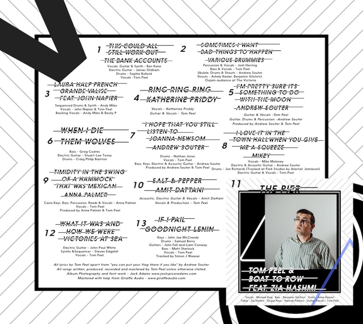 Tom Peel's Greatest Hits | Tom Peel