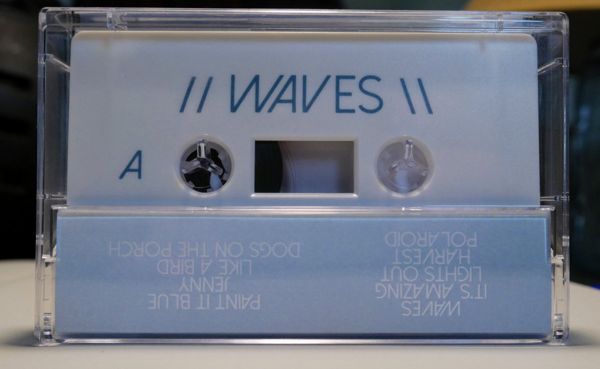 ff256239c29ab only 100 copies available. Includes unlimited streaming of Waves via the free  Bandcamp app