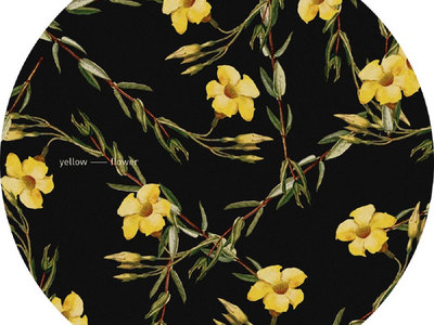 YFSLIP010 - Yellow Flower Single Slipmat main photo