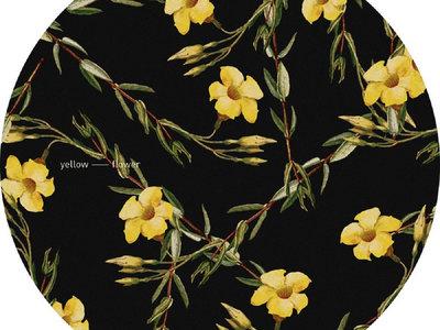 YFSLIP010 - Yellow Flower Single Slipmat main photo