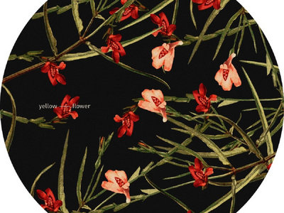 YFSLIP009 - Yellow Flower Single Slipmat main photo