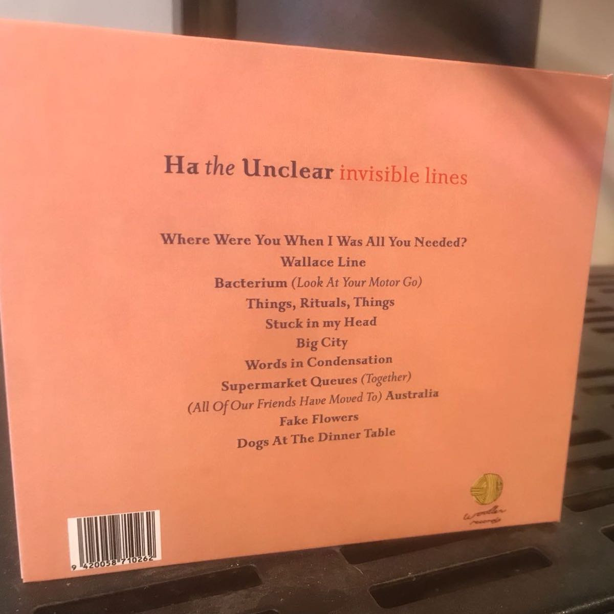 Australian album | cdr.
