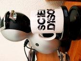 "Coffee mug ""science of disorder"" photo"