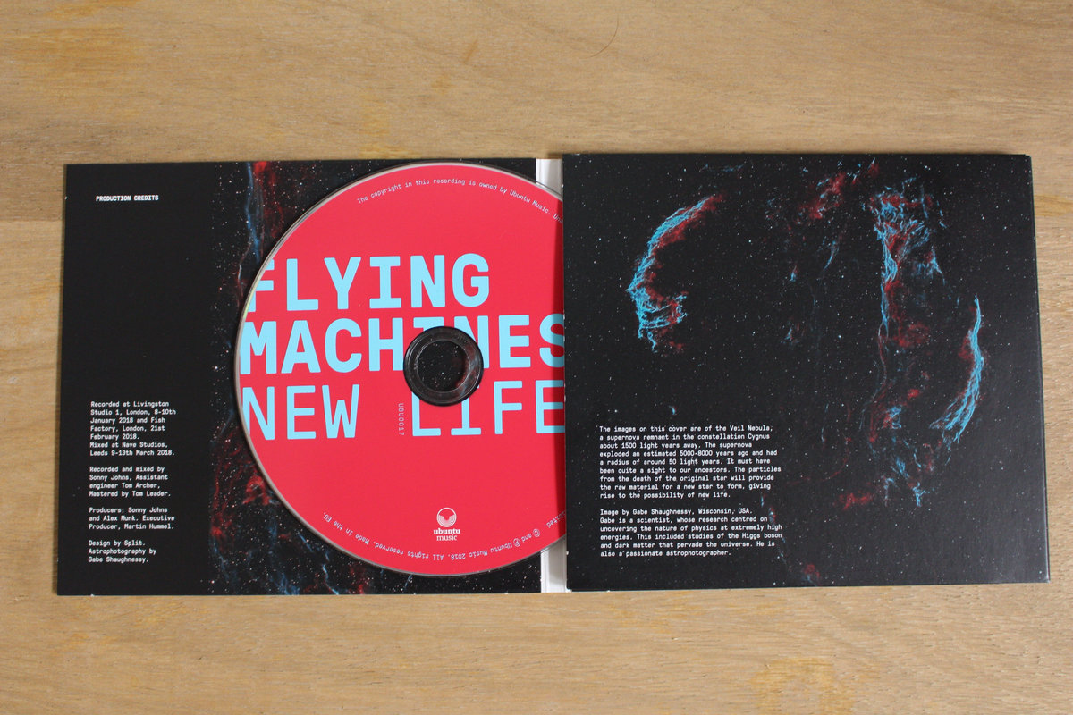 New Life | Flying Machines