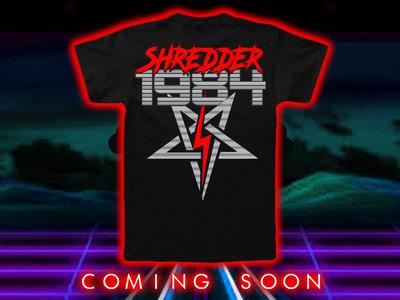 Shredder 1984 VHS Pentagram main photo