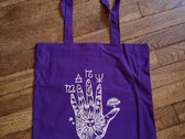 """Mary Bell - """"Astral hand"""" tote bag (4 colors !!) photo"""