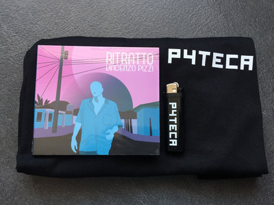 PYTECA PACK (T-Shirt, CD, Lighter)  - 40% OFF main photo