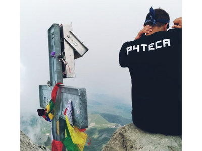 T-Shirt LOGO Pyteca main photo