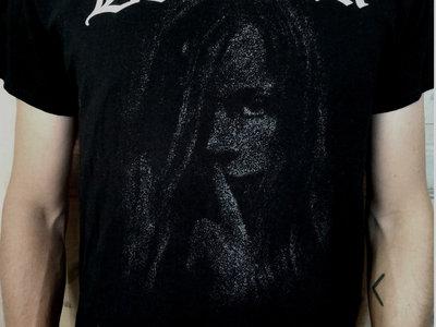 Jernbyrd T-shirt ( sort ) (ladies and gentlemen designs) main photo