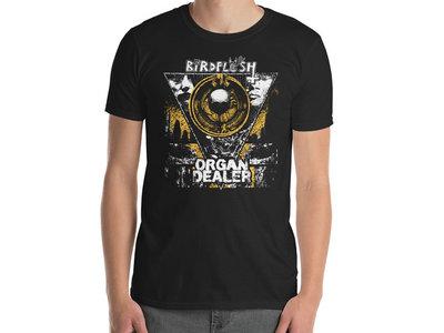 Birdflesh / Organ Dealer - Split T-Shirt main photo