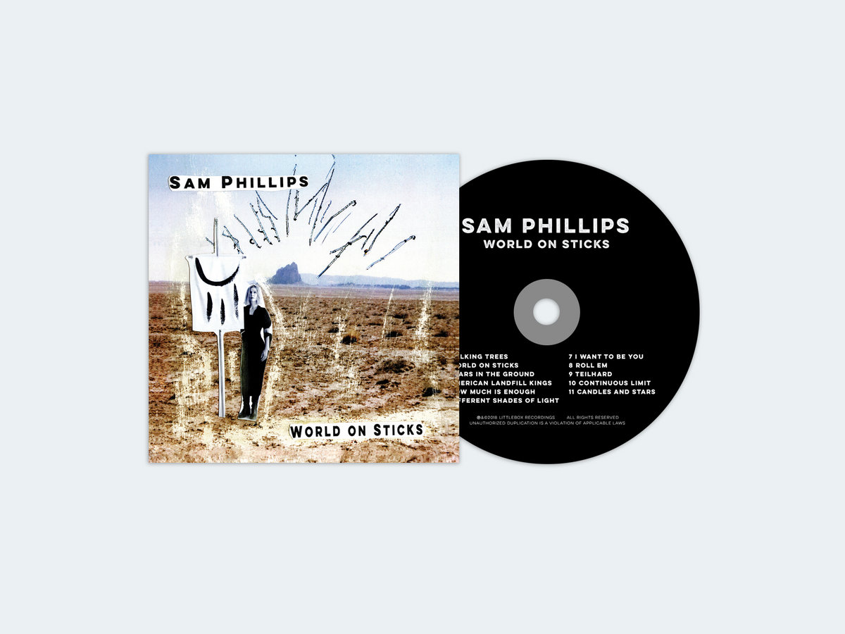 How Much Is Enough | Sam Phillips