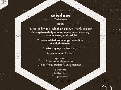 """Wisdom 12"""" - Ojah / Ojah feat. Nik Torp - ALDBS12001 main photo"""