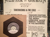 """Freedom Fighters 7"""" - Alpha & Omega feat. Paul Fox (Ojah remix) / Dubplate - ALDBS7005 photo"""