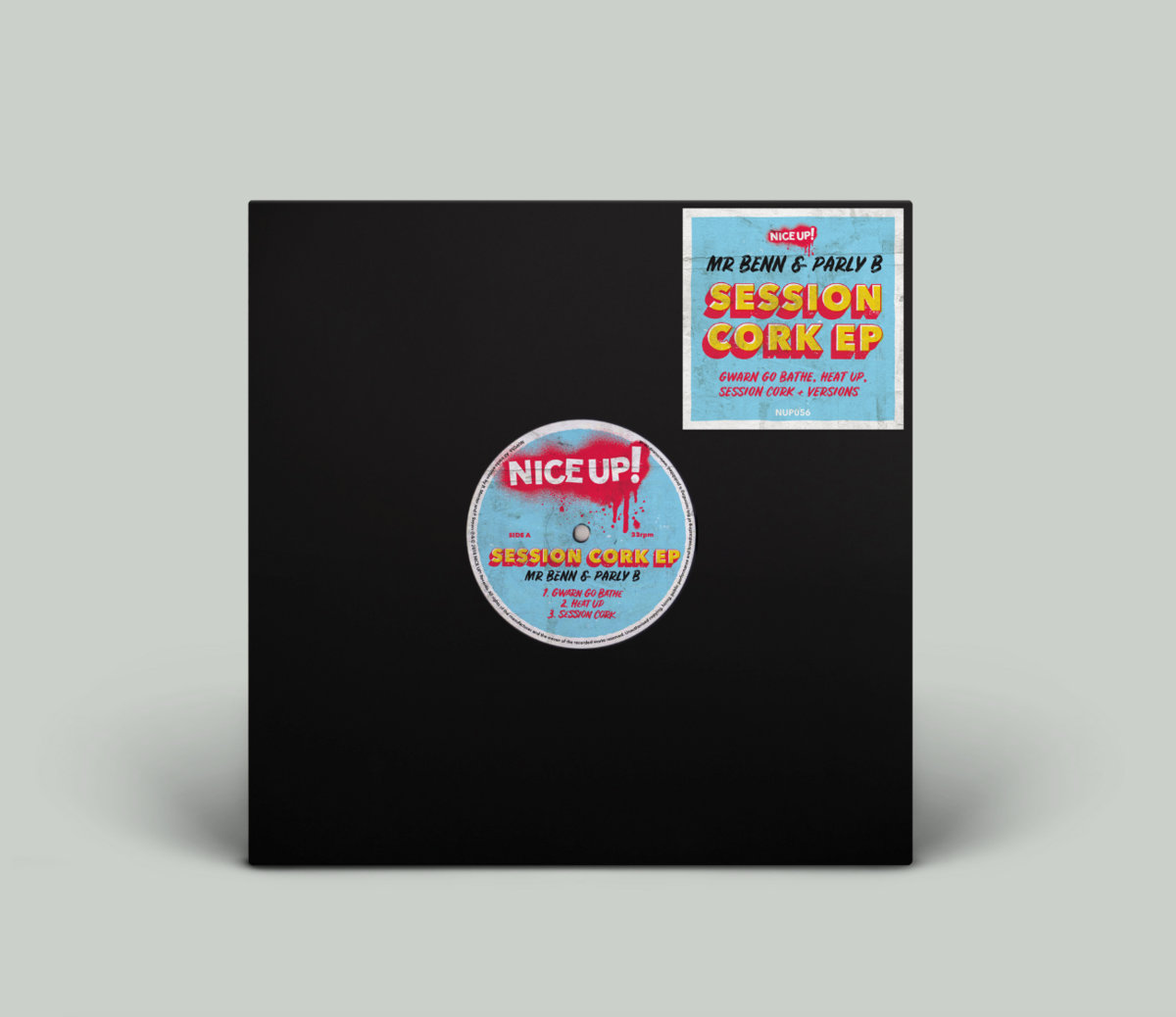 Session Cork EP | Mr Benn