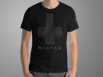 Kalmo Mustaa t-shirt for both doomed women and men main photo