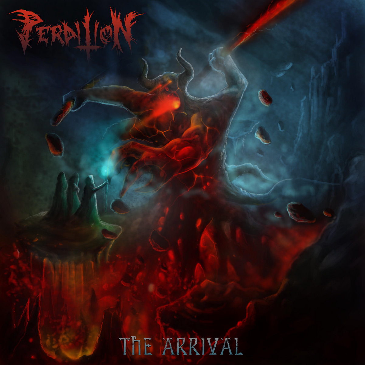 Perdition - The Arrival [Single] (2019)