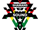 Shamans Of Sound White Tee photo