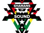 Shamans Of Sound Light Blue Tee photo