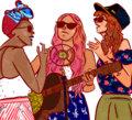 Rainbow Girls image