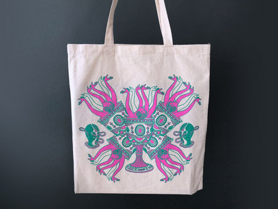 "Caracal ""Chalice"" Tote Bag main photo"
