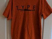 TYPE T-shirts photo