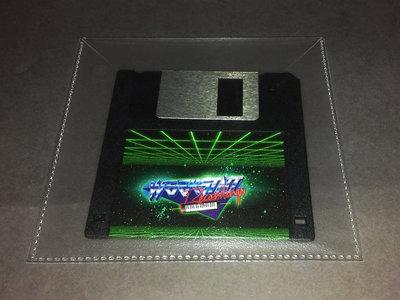 Werkstatt floppy disk main photo