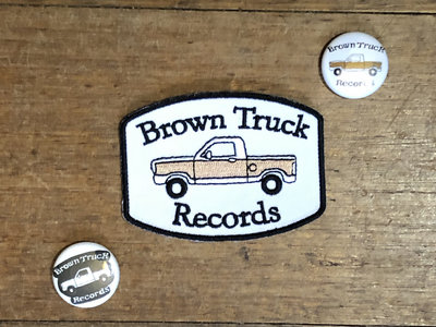 Brown Truck Patch main photo