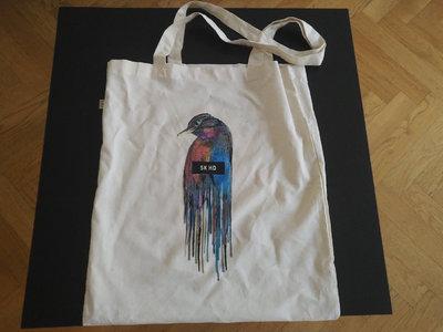 "5K HD Tote Bag ""Ice Bird"" main photo"