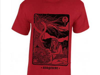 Seagrave - Stabwound Red Shirt main photo