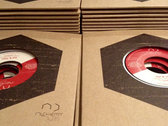 "Magma Melodica Cut 7""- Ital & Vital - ALDBS7001 (Melodica Trilogy Vol.1) photo"