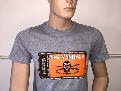 Your Favorite Vandals Tiki Shirt main photo