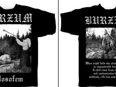 a651036bb28 BURZUM - Filosofem T-Shirt | Possession