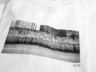 RIP_LOVE_PARK Tshirt. main photo