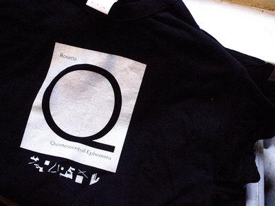 QE Tour Shirt Black main photo