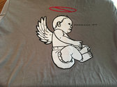 "Burntsienna Trio ""No Lord Baby"" Tee photo"