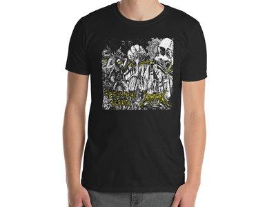 Retortion Terror / Invidiosus - Split T-Shirt main photo